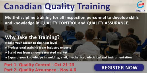Canadian Quality Training and Certification