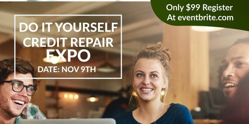 Do It Yourself  Credit Repair Expo