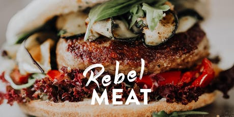 Rebel Meat Burger Tasting Tickets