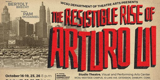 The Resistible Rise of Arturo Ui - Understudy Performance