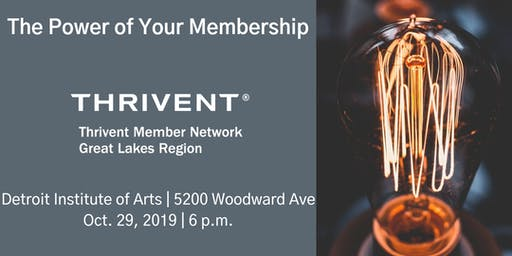 The Power of Your Thrivent Membership