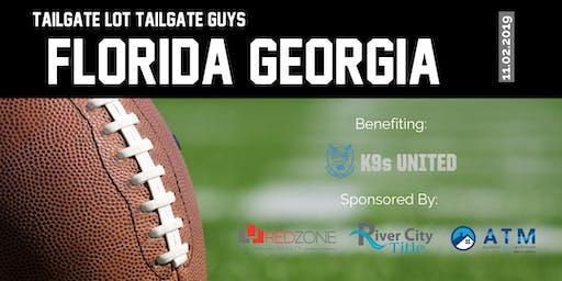Florida Georgia Tailgate for K9s United