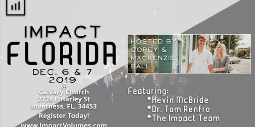Impact Florida | Two Night Revival