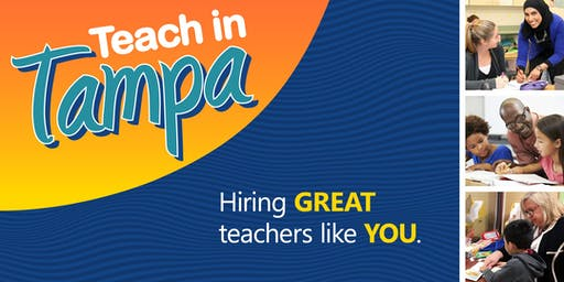 Teach In Tampa - Job Information Session