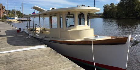 Weaving the Waterfront: Kingston - Boat Tour Tickets tickets