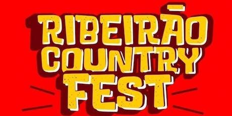 Ribeirão Country Fest ingressos