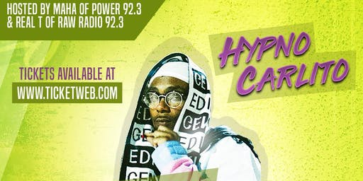 Hypno Carlito Live With Special Guests