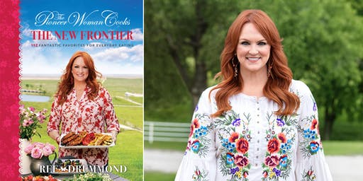"Ree Drummond ""The New Frontier"" Signing at The Mercantile!"