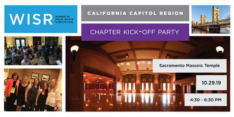 WISR California Capitol Region Chapter Kick-Off Party tickets