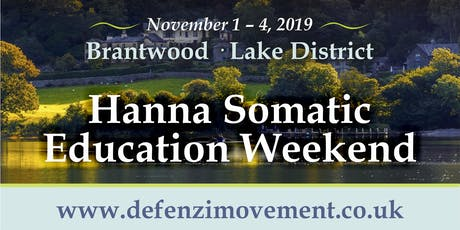 Hanna Somatic Education Weekend tickets