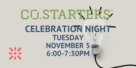 CO.STARTERS Celebration Night tickets