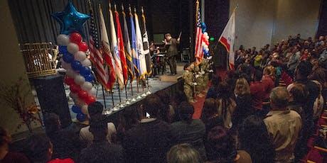 Veterans Day Observance tickets