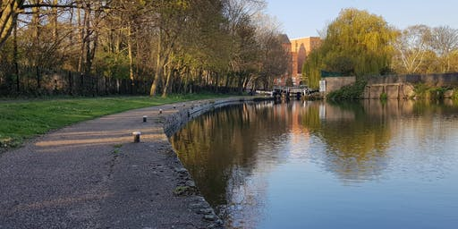 Canal & River Walk - city centre to  North Lock and Abbey Park