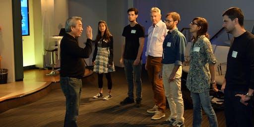 Venture LAB: Speaker Coaching for Entrepreneurs