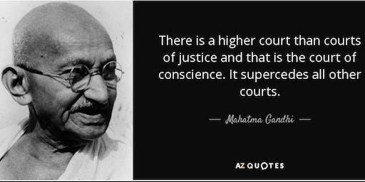 150th Anniversary of Mahatma Gandhi's birth Suitable Airs' concert