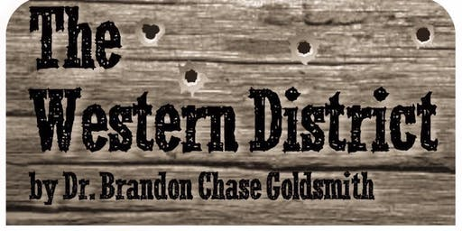The Western District - Rialto Restaurant - Marshals Museum Fundraiser