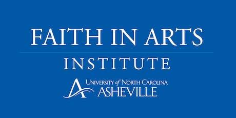 Faith In Arts Institute tickets