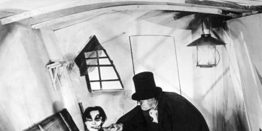 The Cabinet of Dr. Caligari (1920) 8pm