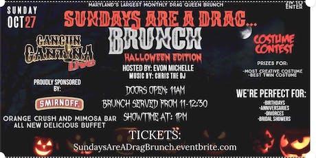 Sundays are a Drag...Brunch tickets