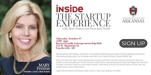 Inside the Startup Experience with Mary Fenton and Kim Needy