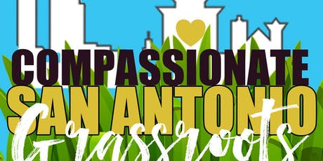 San Antonio a s a City of Compassion and the Global Compassion movement tickets