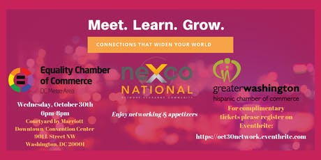 MEET. LEARN. GROW. tickets