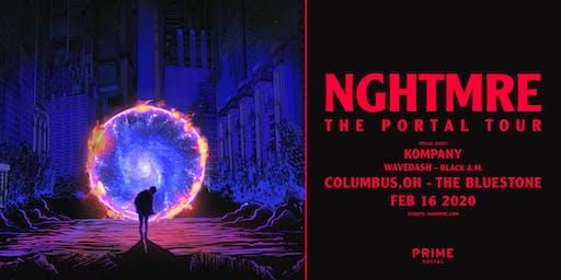 NGHTMRE: The Portal Tour @ The Bluestone