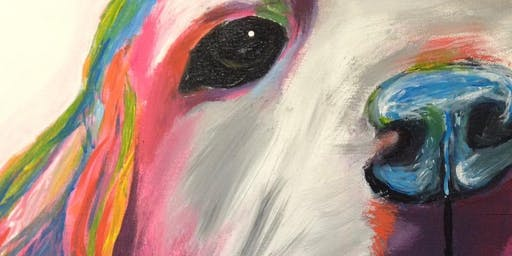PAL Fundraising Event: Wine & Pet Painting
