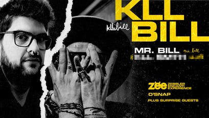 soundXperiment 005SF | kLL Bill x Mr. Bill x TBA x ZEE tickets