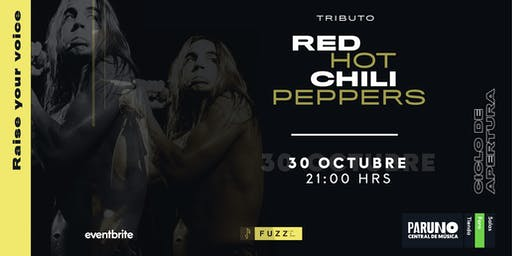Tributo a Red Hot Chili Peppers | FUZZ