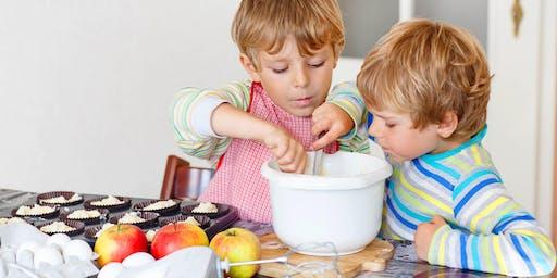 Cookin' with Kids: Thanksgiving Favorites: Allergen-free Versions