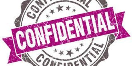 Confidential Conversations:  Creating A Safe Place To Tell Your Truth tickets