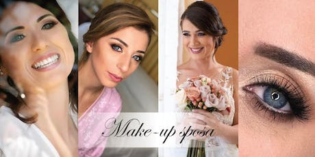 Make-up sposa biglietti