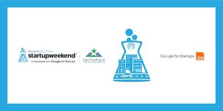 Techstars Startup Weekend Brussels Big Data 2019 tickets