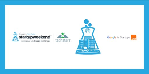 Techstars Startup Weekend Brussels Big Data 2019