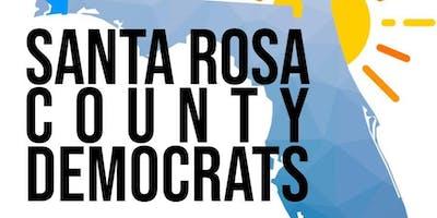 Santa Rosa County Democrats Monthly Meeting