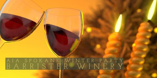 AIA Spokane 2019 Winter Pary