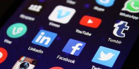 CSAB Social media development sessions tickets