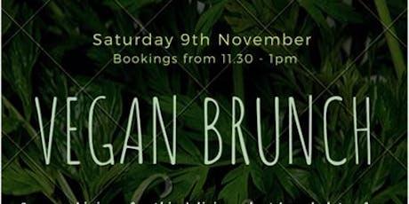Vegan Brunch Club tickets