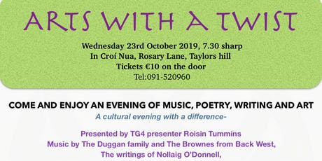 Arts with a Twist tickets