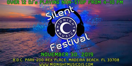 Midnight Music Silent Festival