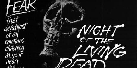 Free Night of the Living Dead Halloween screening tickets