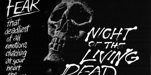 Free Night of the Living Dead Halloween screening