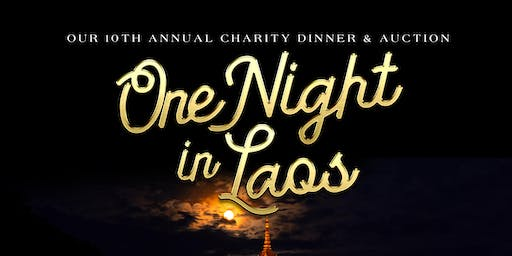 Jai Lao's 10th Annual Charity Dinner and Auction