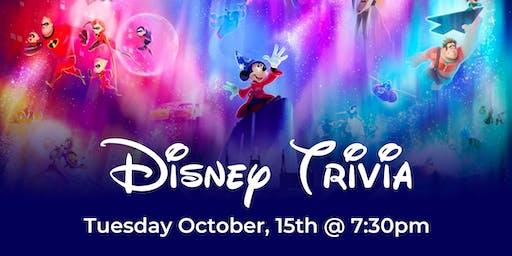 Disney Trivia Night