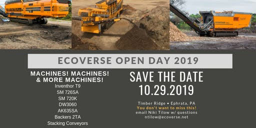 Ecoverse Open Day
