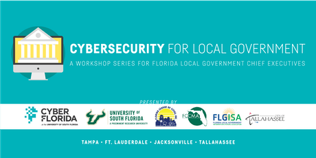Cybersecurity for Local Government Workshop: Tallahassee tickets