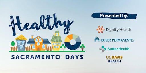 Healthy Sacramento Days