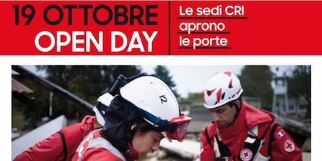 Open day di protezione civile biglietti