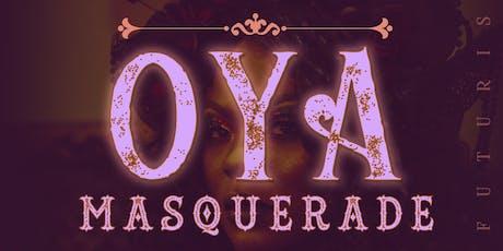 OYA Masquerade Party tickets